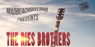 The Ries Brothers with special guest Kenny Mullins and Echoing Dream