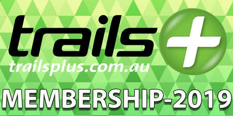 TRAILSPLUS MEMBERSHIP 2019 tickets
