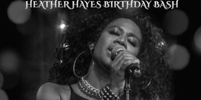 Heather Hayes, Daughter of the Legendary Issac Hayes Live @ Firefly this Saturday, January 19th