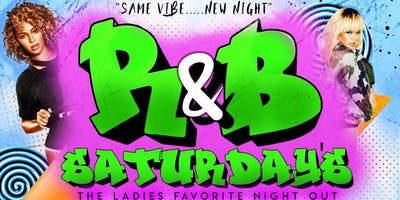 The All New R&B Saturdays / Hosted by Bdaht Music by DJ Cuttz