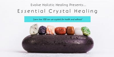 ESSENTIAL CRYSTAL HEALING | Evening Workshop Course | Brisbane