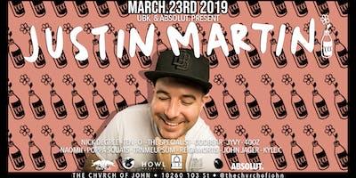 JUSTIN MARTIN (Dirtybird) - Edmonton - SAT MARCH 23