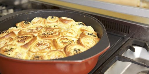 Savoury breads Cooking Class