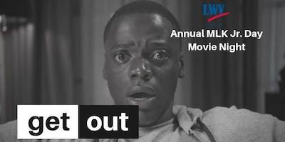 Annual MLk, Jr. Day Movie Nite