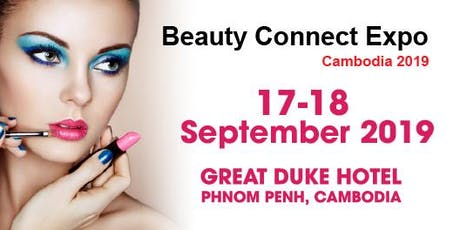 Beauty Connect Cambodia 2019 tickets
