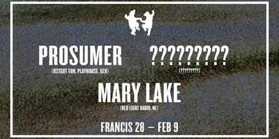 Animals Dancing: Prosumer, ???? & Mary Lake