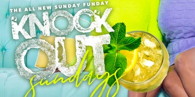 KNOCKOUT SUNDAYS DAY PARTY ( MLK DAY PARTY )