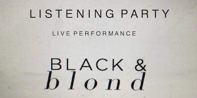 "\""Black & Blond\"" Beldina Listening Party"
