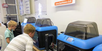 Trial class – Introduction to 3D printing