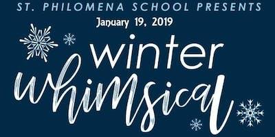 St. Philomena Winter Whimsical 2019