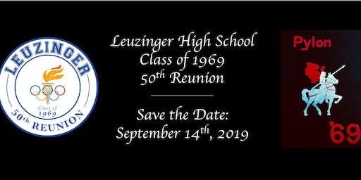 Leuzinger High School Class of '69 // 50th Reunion