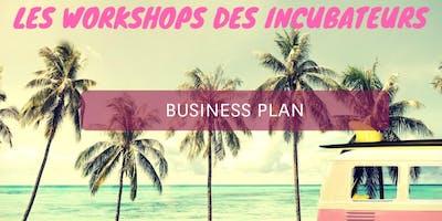 Workshop Incubateurs // business plan ROUEN