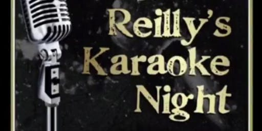 Karaoke at Rock & Reillys