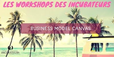 Workshop Incubateurs // business model canvas ROUEN