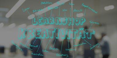 Learnshop Kreativität