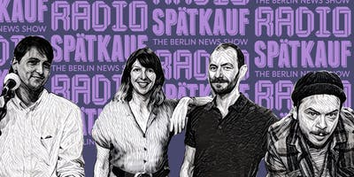 Radio Spaetkauf Podcast Recording February