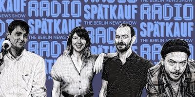 Radio Spaetkauf Podcast Recording March