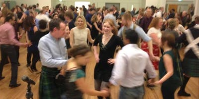 Burns ceilidh Friday