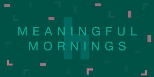 Meaningful Mornings: Hvordan opnår brands forbrugernes tillid?