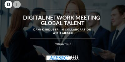 Digital network meeting - Global Talent