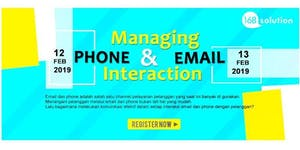 [Paid Training] Successful Managing Email Interaction