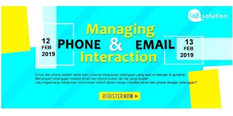 [Paid Training] Successful Managing Email Interaction tickets