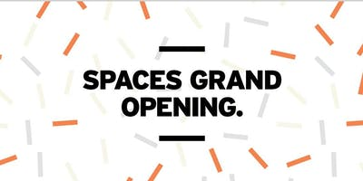 SPACES EU District Grand Opening