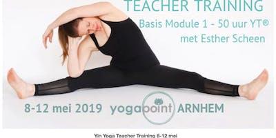 Yin Yoga opleiding Arnhem