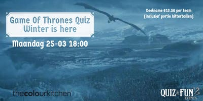 The Game Of Thrones Quiz HTC