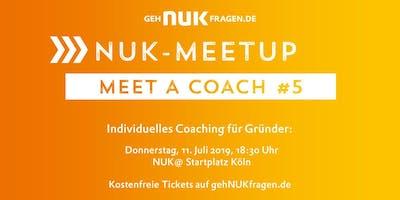 Meet a coach #5 | NUK-Meetup