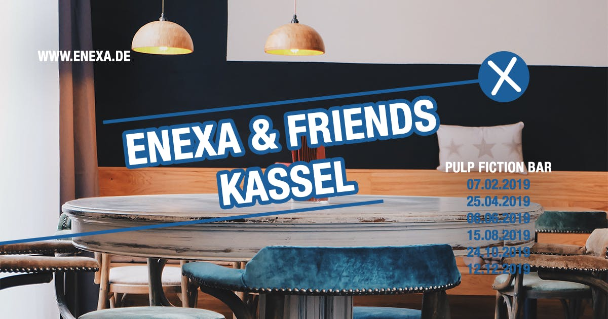 Enexa Friends Special Kassel 070219 Evensi