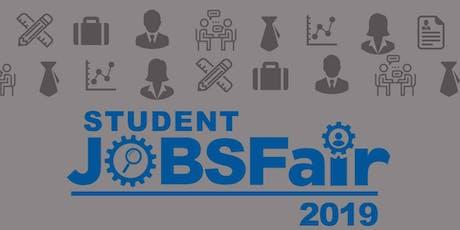 Salford Student Jobs Fair  tickets