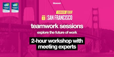 Exclusive teamwork sessions - San Francisco Pier 27