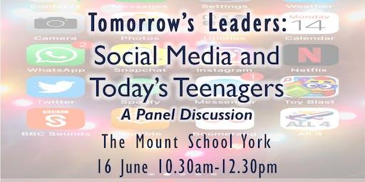 Tomorrow's Leaders: Social Media & Today's Teenagers