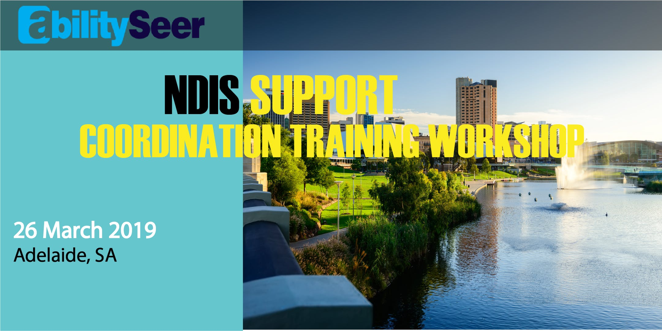 Adelaide- NDIS Support Coordination Training