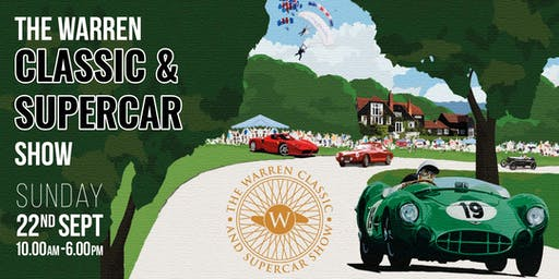 The Warren Classic and Supercar Show 2019