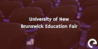 University of New Brunswick Education Fair