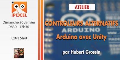 Sud PICCEL - Contrôleurs alternatifs - Arduino avec Unity