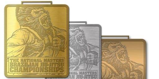 2019 National Masters: Brazilian Jiu Jitsu Championships