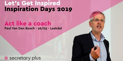 Inspiration Day: Act like a coach