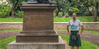 London Kilt Run 10k - Robert Burns Scottish Theme!