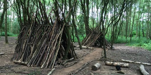 Dens and marshmallows at Kingsbury Water Park