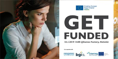 Get funded! How to get Creative Europe or Horizon2020 funding for your game?