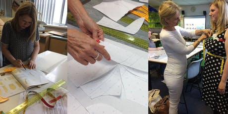 Simple Pattern Drafting for KS3/4/5 Workshop (West Midlands) tickets