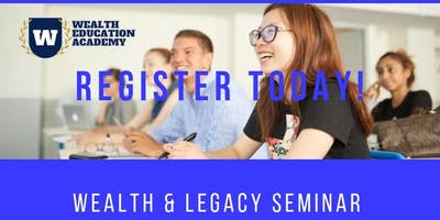 Wealth and Legacy Seminar