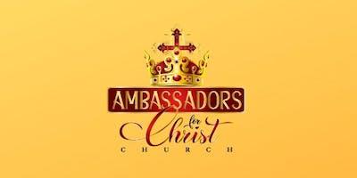 Ambassadors For Christ Church Interest Meeting