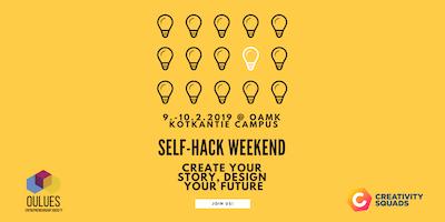 Self-Hack Weekend