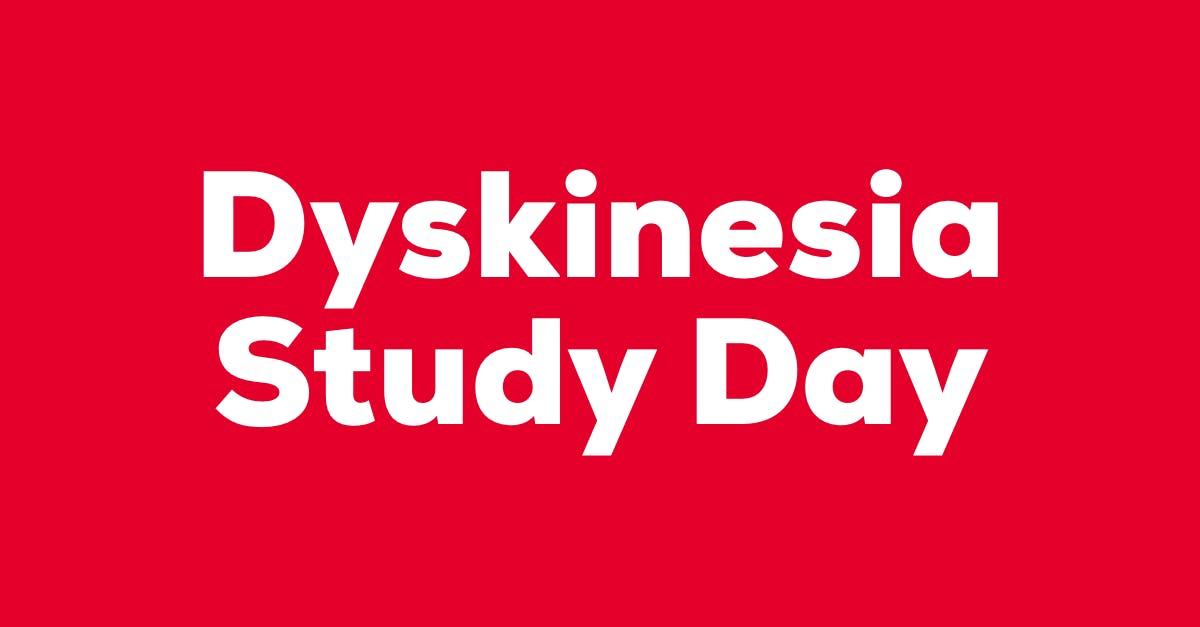 Dyskinesia Study Day