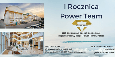 I Rocznica Power Team
