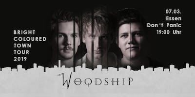 Woodship @Don´t Panic, Essen